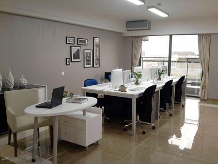 新中源国际商务公寓元旦开放板房 认购势如破竹图片