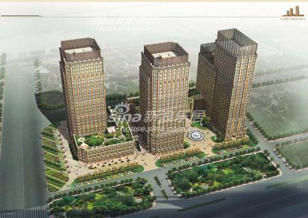 工农路沿线楼盘――文峰城市广场 汇金国际广场