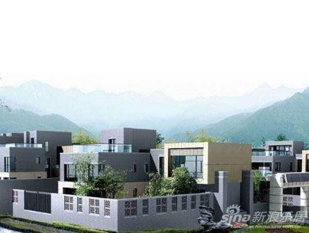 现代建筑融入中式元素