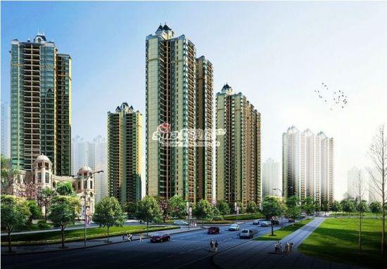贵阳恒大城 88㎡清尾精装两房最低4773元 ㎡起高清图片