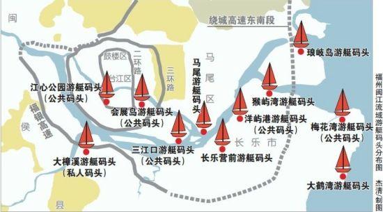 新闻中心 土地 正文    今后,福州市民可坐游艇沿闽江顺流而下,看够