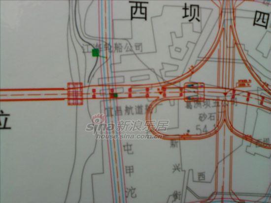 安康西坝社区规划图
