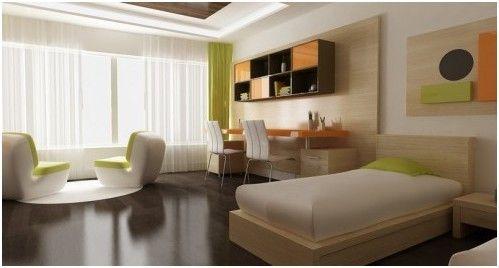 家居设计:35图晒单身公寓装修 增大视觉空间效果(17)