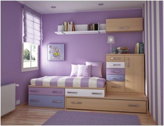 家居设计:35图晒单身公寓装修 增大视觉空间效果(24)