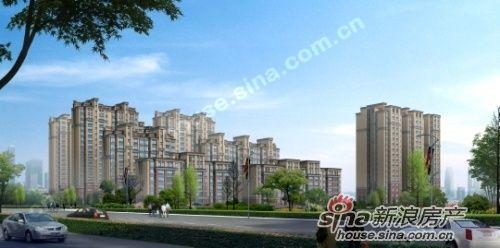 项 目位于乌鲁木齐市喀什东路,东邻紫藤五项;西至米东大道;北侧紧邻