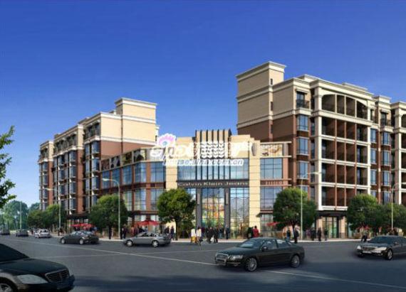 11:欧式建筑风格,纯多层 碧华林   楼盘位置:眉州大道阜成路西二段