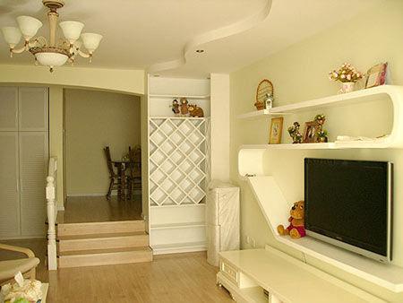 韩式家具巧妙装修小户型 效果图让交换空间逊色(2)