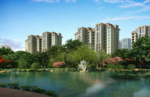 为天津完美人居而来金泰丽湾花园都市生活别墅凯苑浪南空港渡图片