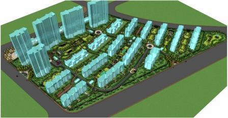 新闻中心 评测 正文    作为乌鲁木齐2011年最大的开发项目,占地面积