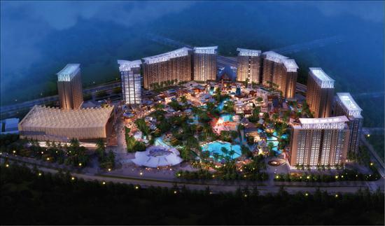 亚龙湾红树林度假酒店(微博),青岛红树林度假酒店(微博),今典集团集合