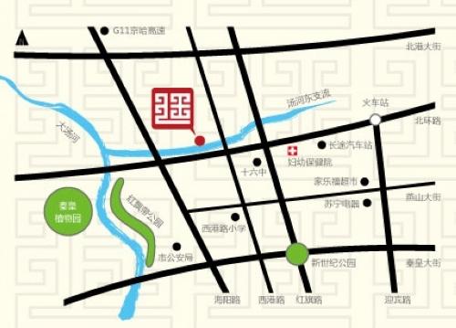 上城汤廷 秦皇岛的中国印 骨子里的中国情