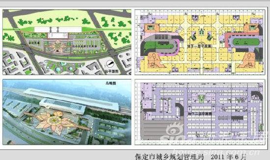 城市发展的标志,目前保定在建的最大的交通设施应该就是京石高铁保定