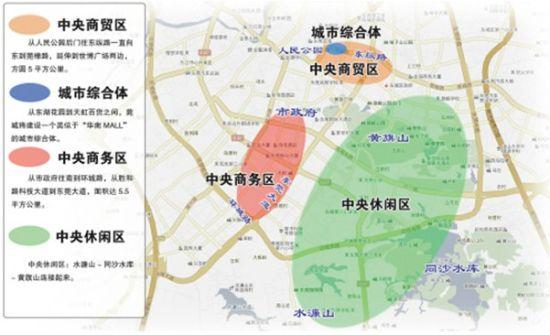 """""""六园""""指香市海洋动物园,香市公园,农业生态园,汽车文化主题公园,佛灵"""