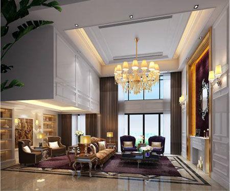复式公寓装修效果图 复式公寓装修 复式小公寓装修效果图(2)