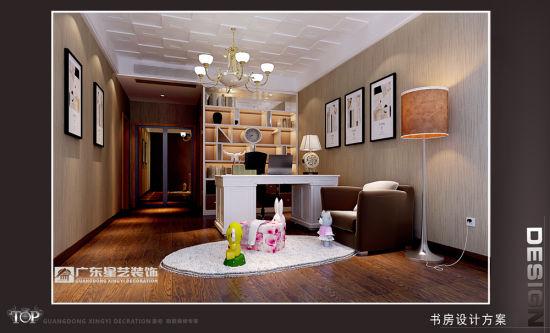 济南军区总院宿舍室内装修效果图 星艺装饰