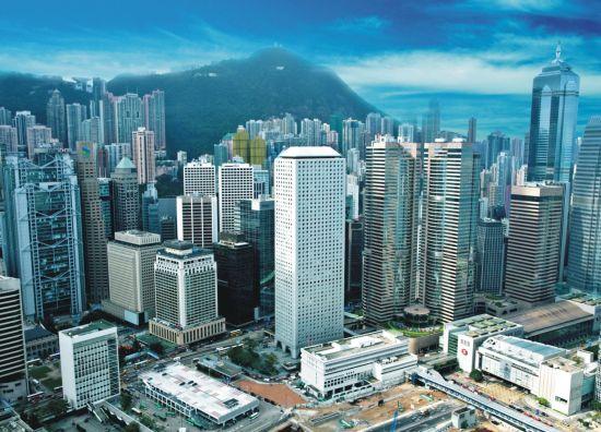 香港置地中环物业