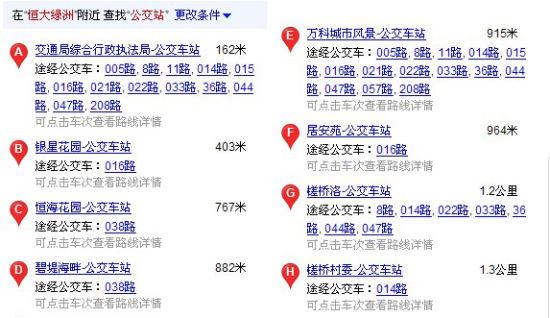 中山市镇区地图全图;