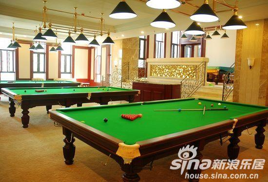 目前,乒乓球室,桌球室,室内恒温泳池等已全面开放,到访嘉宾即可获赠