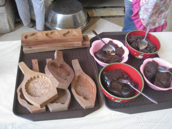 橡皮泥手工制作月饼步骤