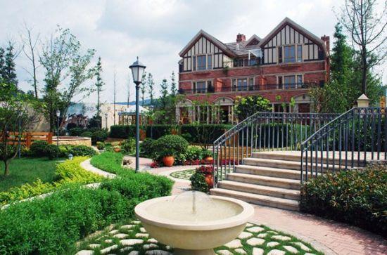 东山国际新城别墅