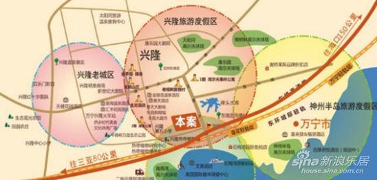 兴隆太阳谷领航热销 引爆暖冬购房季(组图)