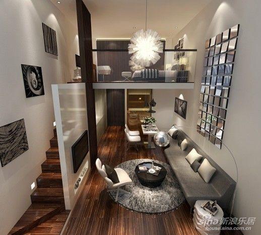 新闻中心 导购 正文    全面创新设计的双层loft公寓,将以人为本的