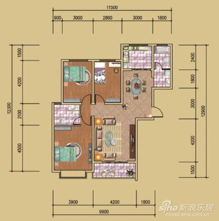 我家是三室两厅一厨两卫一书房的新房,137平米,装修需要什么样的电线?