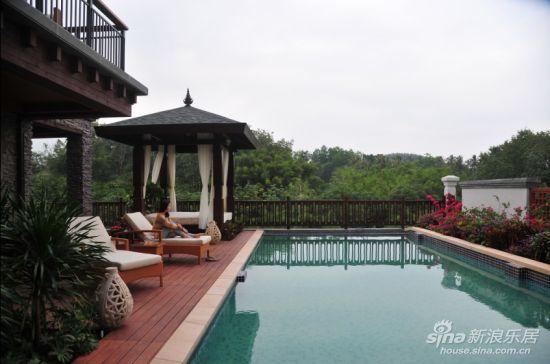 联排别墅无泳池设计.