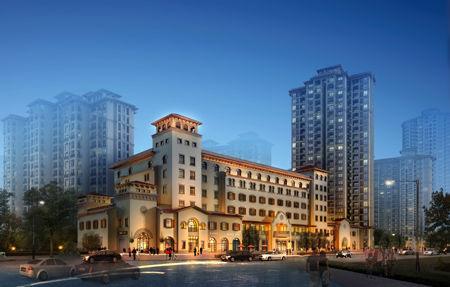 星汇半岛二期领域 均价约7500元/平米 最高优惠8万元