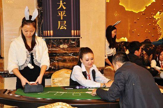 兰州万达公馆本周拉斯维加斯赌场拉开神秘面纱(2)