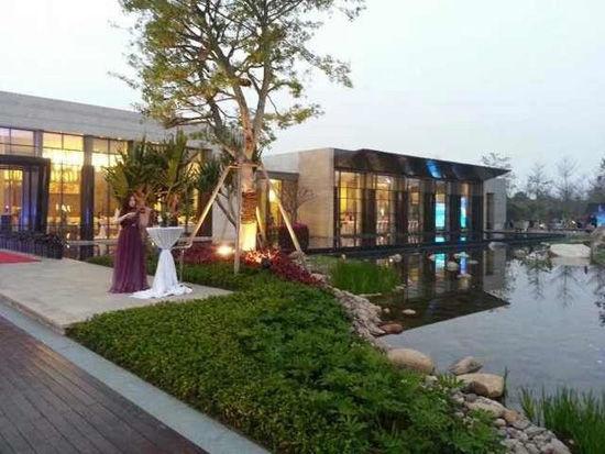 福州地产界的奢侈品,钻石级城市精品别墅,体验了阳光城翡丽湾的震撼