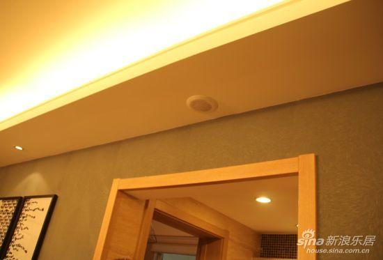 屋内新风墙纸系统贴法阴角线图片