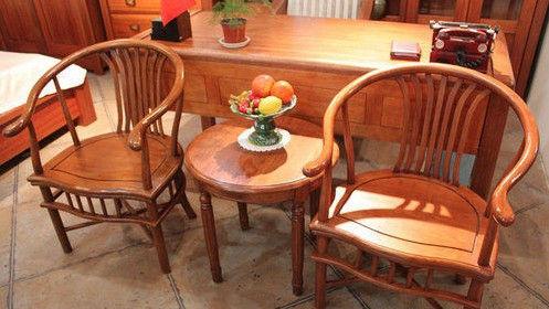 五款实木休闲沙发椅 教你学会享受生活