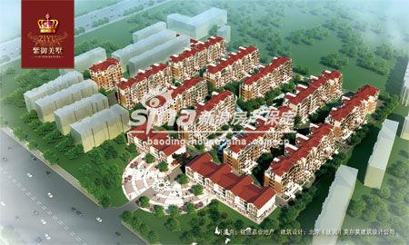 紫御美墅规划图   新浪房产保定讯(编辑 张肖肖)南市区   高清图片