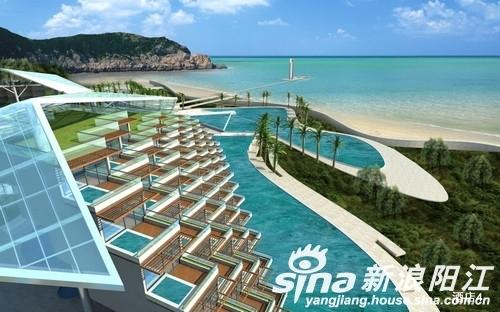 沙扒印象:蓝天碧海的中国夏威夷月亮湾