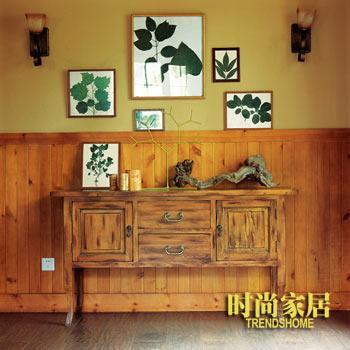 居室木制家具为繁忙情绪找个出口(组图)