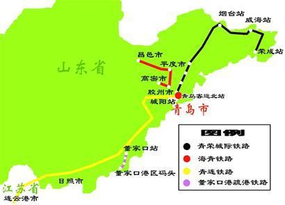 潍坊飞机场搬迁规划图