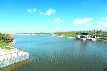 青岛高新区聚集蓝色高端产业 引过亿重点项目96个