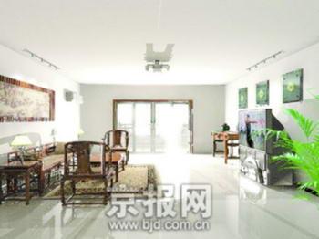 中式风格完美家居(图)