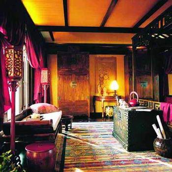 儒雅华贵中式古典家具(图)