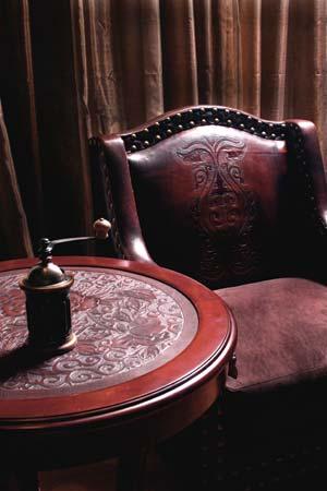 组图:美式家具 手绘