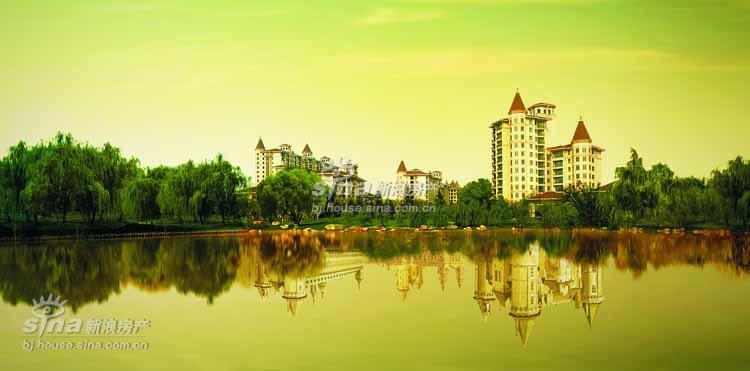 北京星河湾位于朝阳区朝阳北路四季星河路