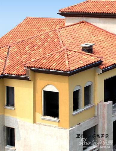别墅斜坡屋顶设计图纸
