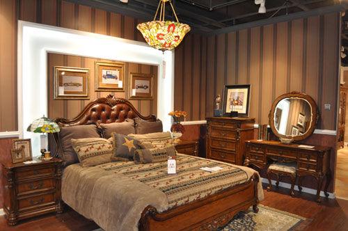 国内外知名品牌家居,灯饰,布艺,等家具家居品牌,以全市独有的欧式设计