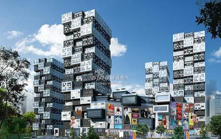 设计师广场20日排号 将于27日开盘选房(组图)