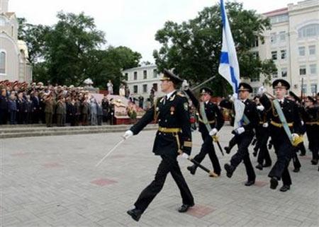 和平使命-2005中俄联合军事演习全程扫描