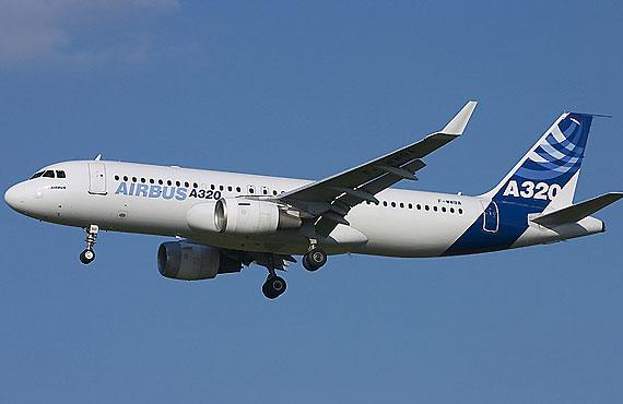 空客与中方签署A320飞机总装生产线框架协议