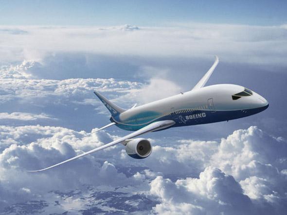 公司增购23架波音787客机