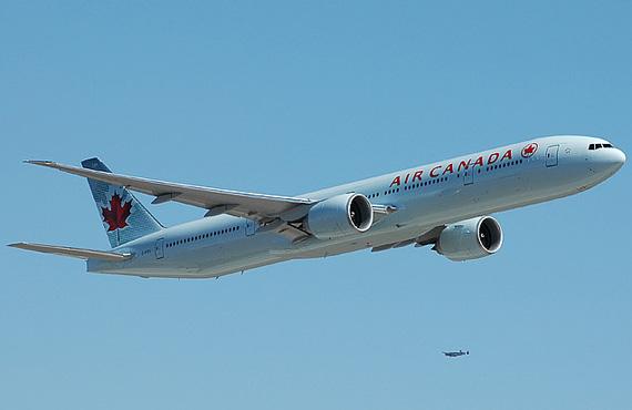 加拿大航空公司增购23架波音787客机(图)