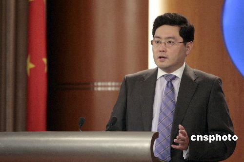 中国反对美方官员借军力问题渲染中国威胁论